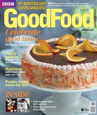 BBC Good Food ME – 2013 October