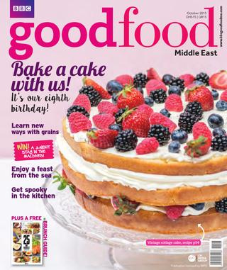 BBC Good Food ME – 2015 October