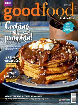 BBC Good Food ME – 2016 October