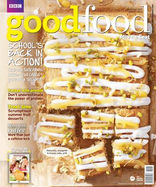 BBC Good Food ME – 2015 September