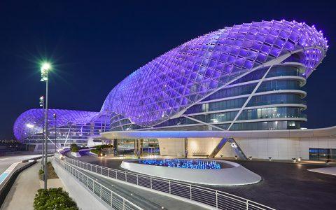 Staycation review: Yas Hotel Abu Dhabi