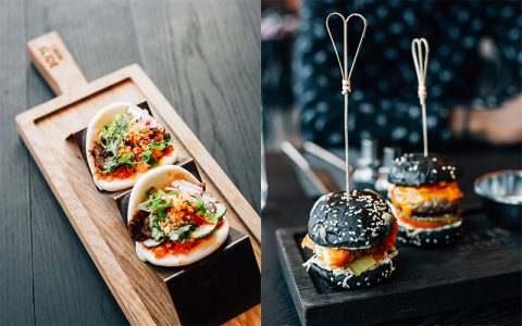 A new burger and bao joint has opened on Bluewaters Island