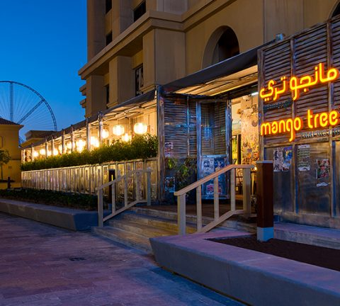 Check out this new Thai bistro that just opened on JBR