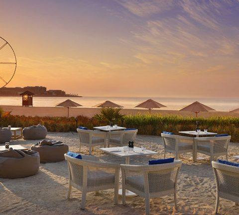 Five reasons to visit this Dubai beachfront hotel for al-fresco dining