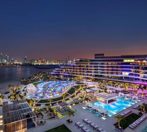 A first look at the restaurants set to open at W Dubai – The Palm