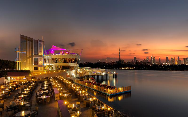<p>QDs, Dubai Creek Golf and Yacht Club</p>