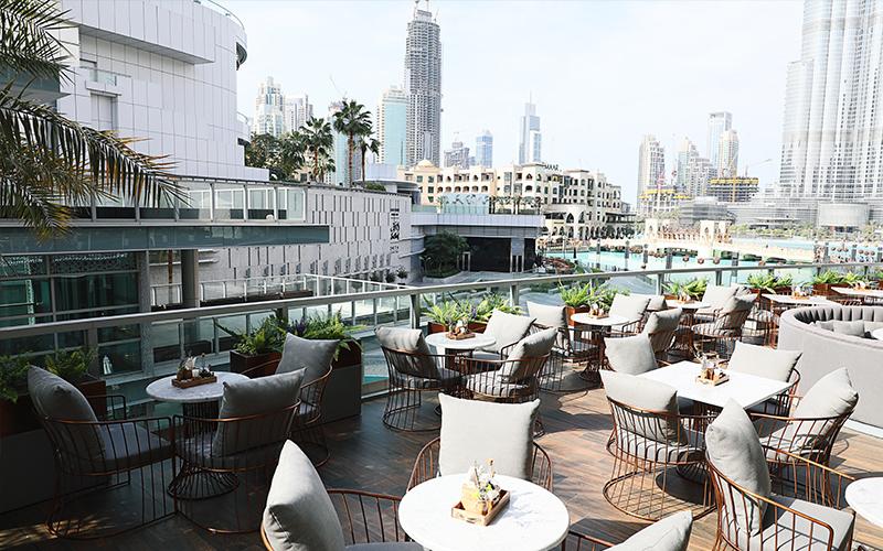 <p>Walnut Grove, The Dubai Mall</p>