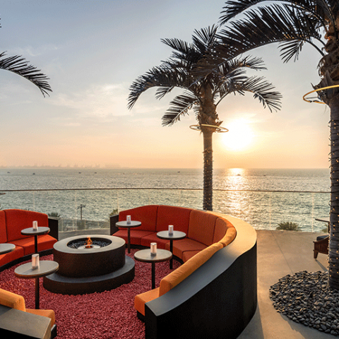 Win F&B credit to spend at SoBe, W Dubai – The Palm, worth AED 500!