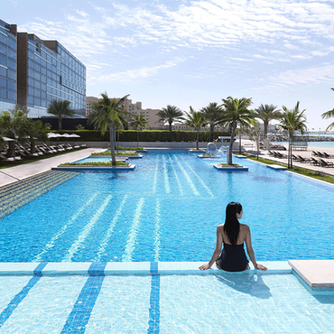 Win a luxury staycation at Fairmont Bab Al Bahr for 2, inclusive of breakfast and dinner, worth over AED 1,500!