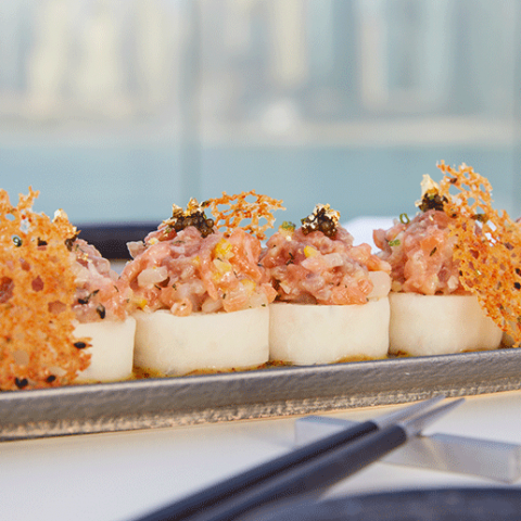 Win a dinner for 2 at modern Japanese restaurant, Paru, worth AED 500!