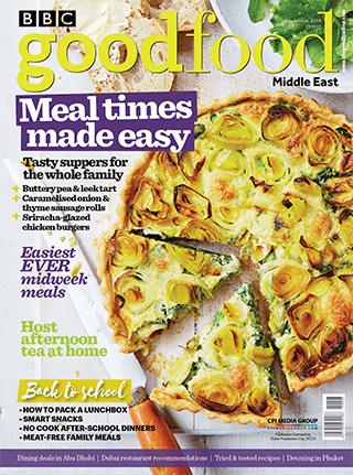 BBC Good Food ME – 2019 September