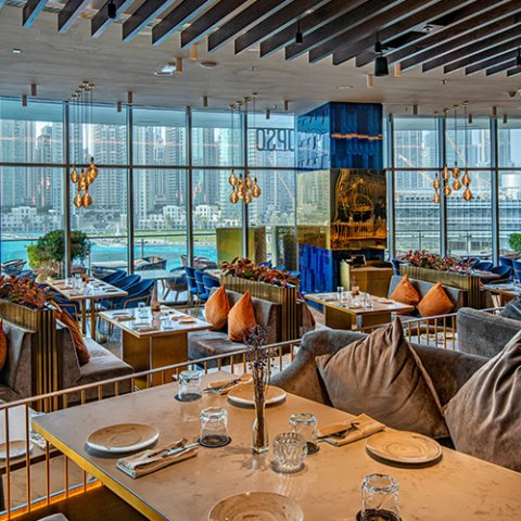 Win a voucher to spend at OPSO, worth AED500!