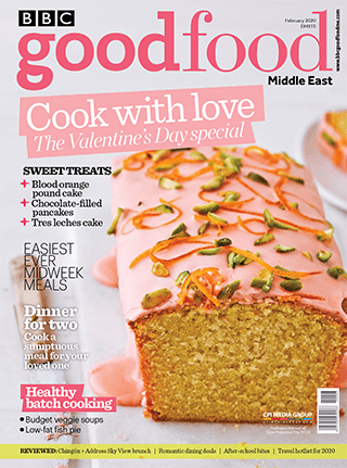 BBC Good Food ME – 2020 February