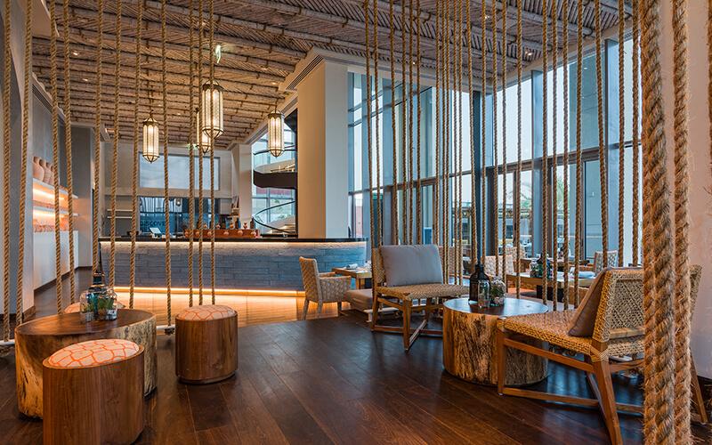 Zale Lounge, Kempinski Hotel Muscat