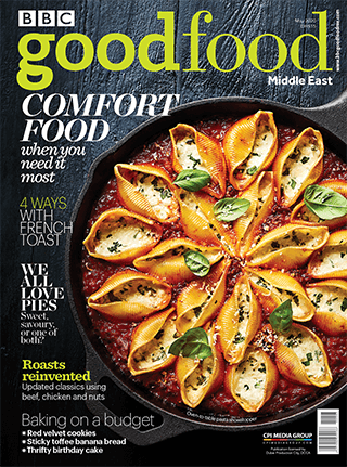 BBC Good Food ME – 2020 May