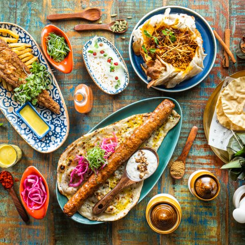 WIN! A DINING VOUCHER AT BOMBAY BOROUGH, WORTH AED500
