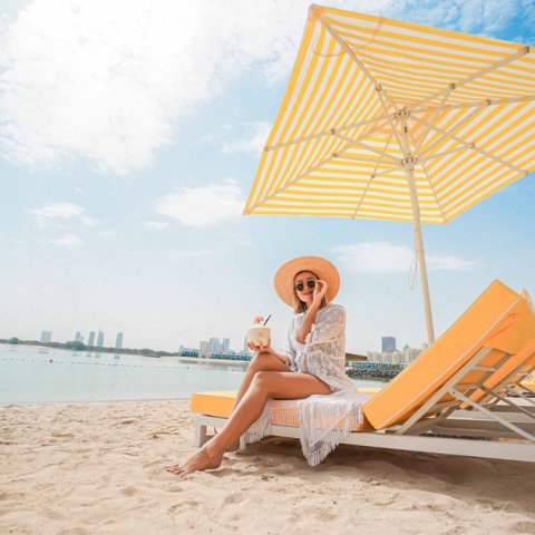 WIN! A STAYCATION FOR TWO, WORTH OVER AED1,000, COURTESY OF THE ENTERTAINER