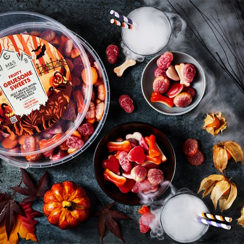 WIN! A HALLOWEEN HAMPER FROM MARKS & SPENCER, WORTH AED500