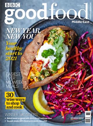BBC Good Food ME – 2021 January