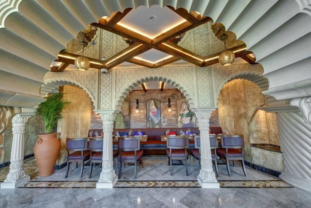 Khyber Duke's The Palm Lohri celebrations