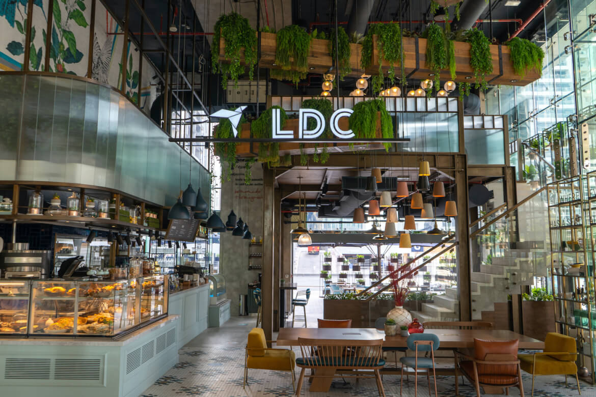 LDC Kitchen and coffee