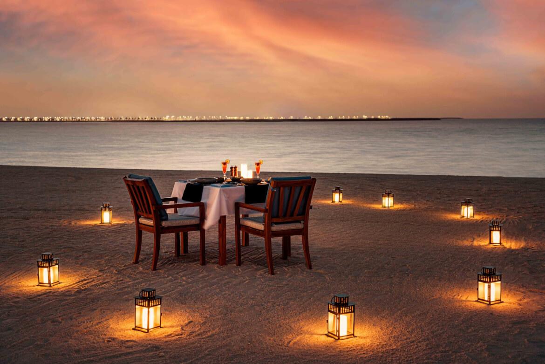 The Ritz-Carlton, Al Hamra Beach