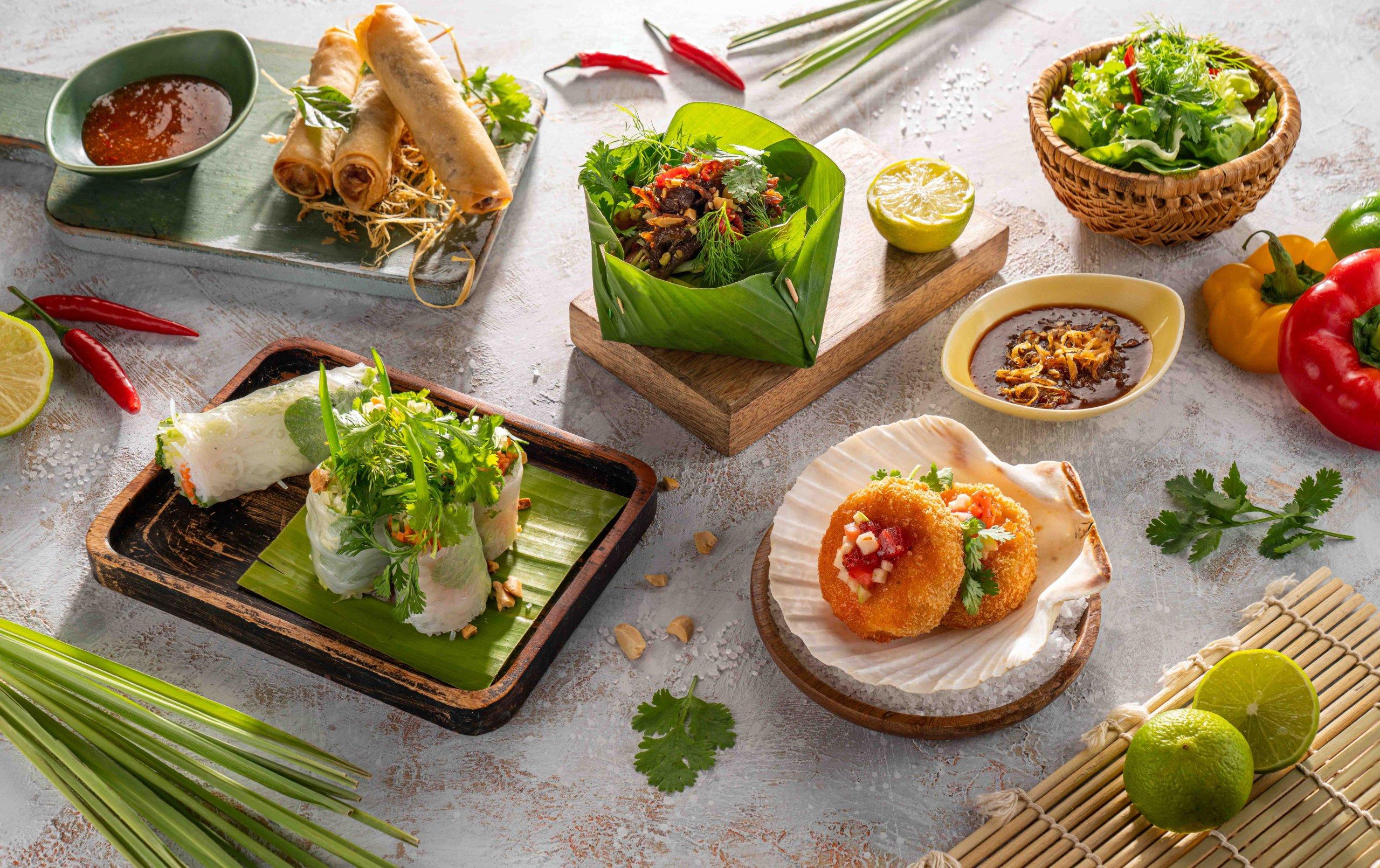 Hoi An Restaurant, Shangri-La Hotel