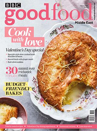 BBC Good Food ME – 2021 February