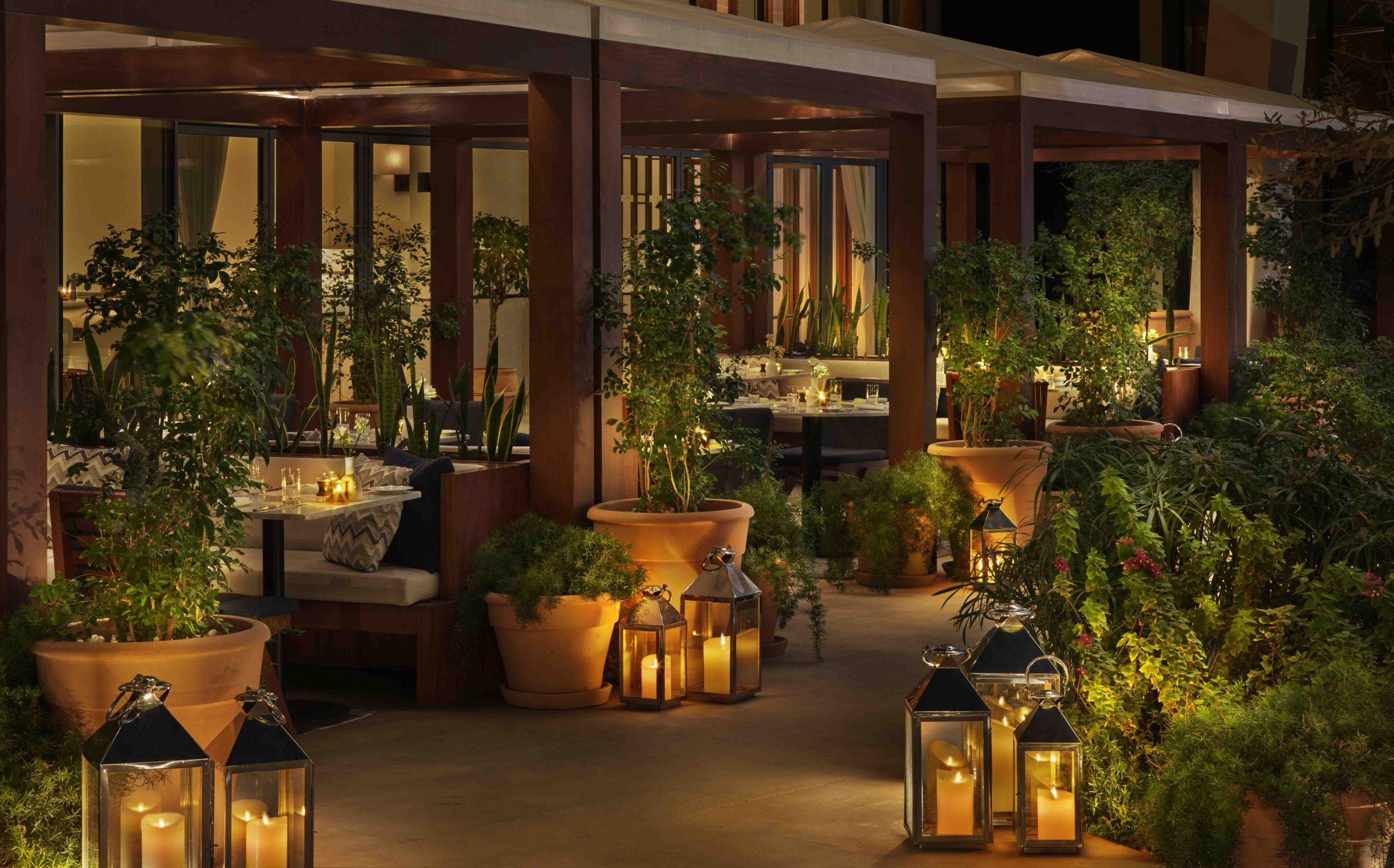 Alba Terrace, The Abu Dhabi EDITION