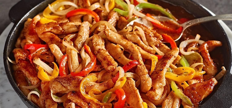 Maggi Chicken Fajita
