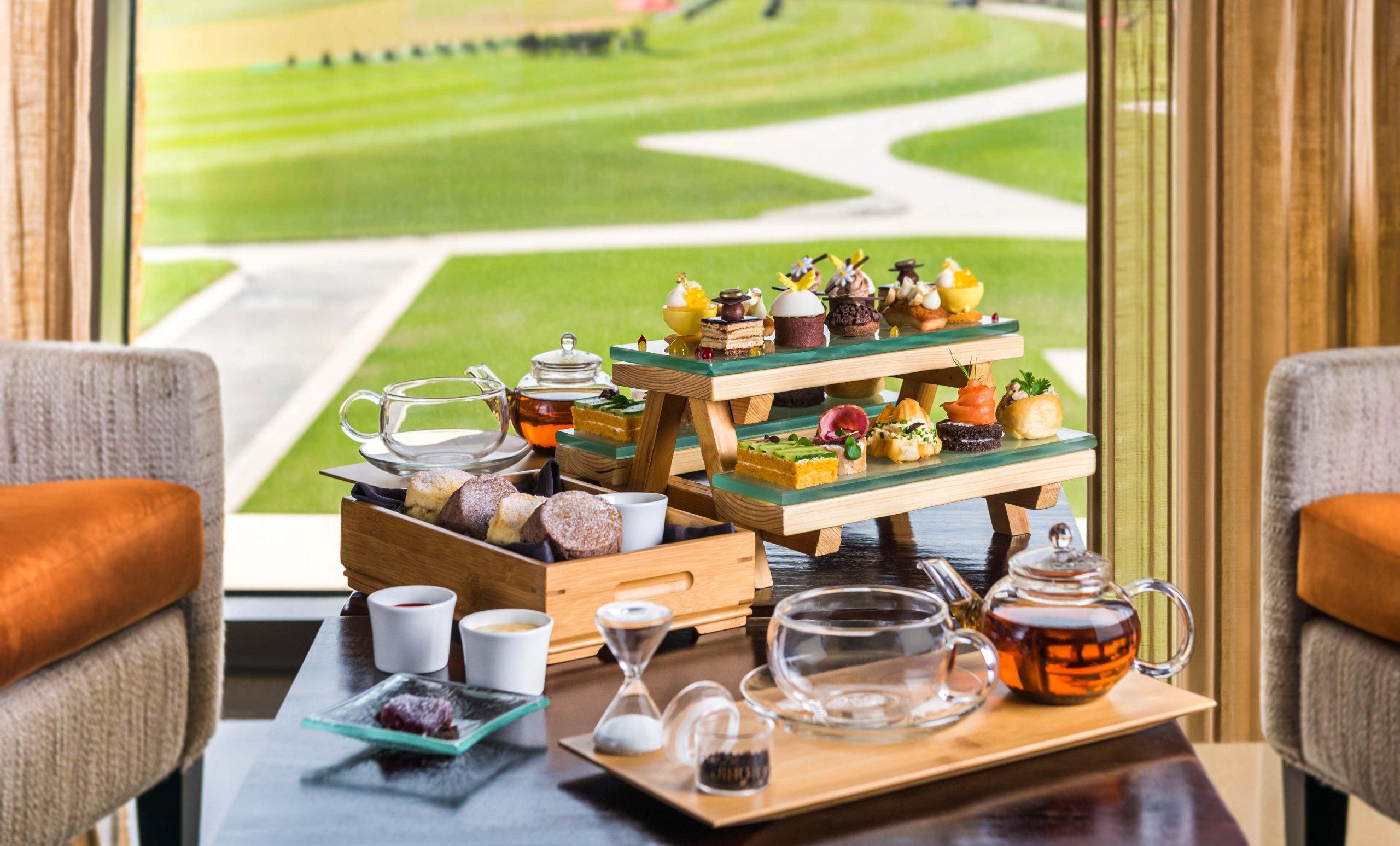 The Lounge, The Westin Abu Dhabi Golf Resort & Spa