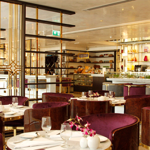 CAFÉ SOCIETY OFFERS A DINING EXPERIENCE WORTH AED500