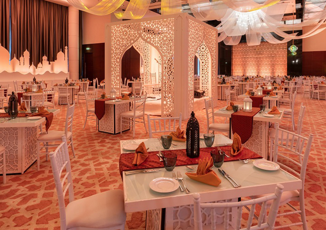 Constellation Ballroom, Address Dubai-Marina