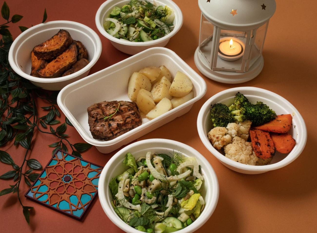 Bowlful Ramadan Deliveroo