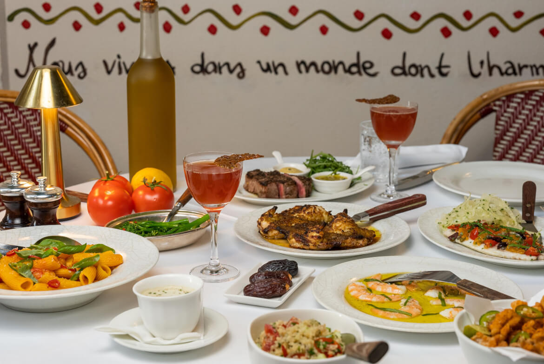 LPM Restaurant Iftar