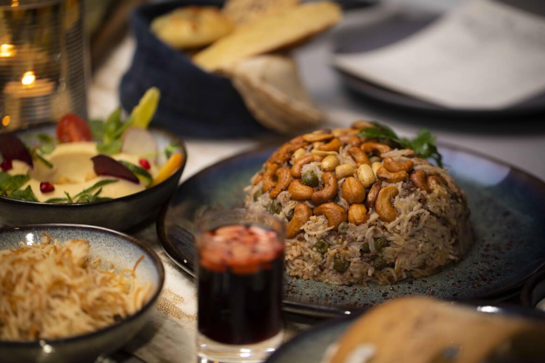 La Ville- Ramadan at Chival- Vermicelli Rice