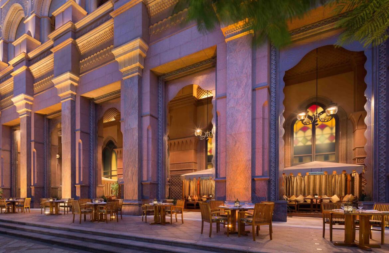 Mezlai, Emirates Palace
