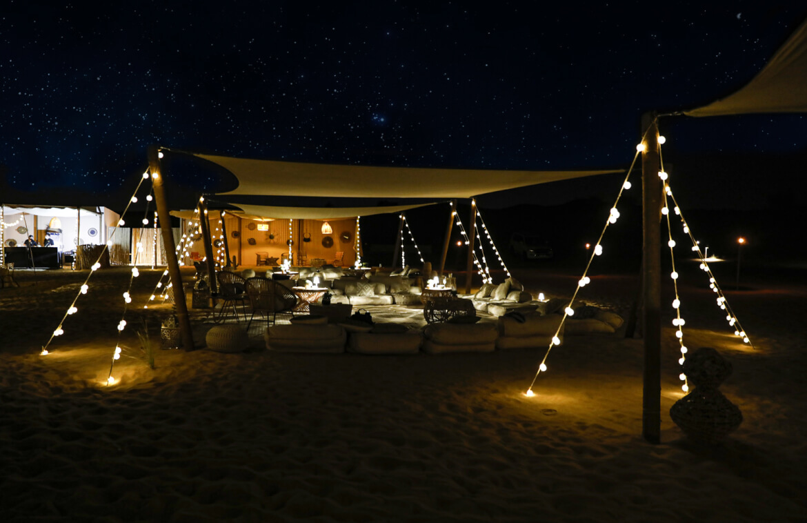 Sonara Camp Arabian Nights