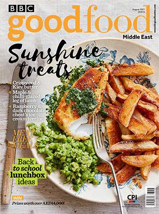 BBC Good Food ME – 2021 August